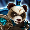 Mo Long (Water Panda Warrior)