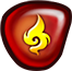 Summoners War Fire Symbol