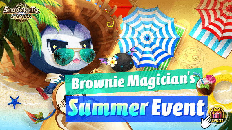 Brownie Magicians Summer Event