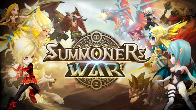 Summoners War 4.2.0 Update (Sniper Mk.I & Cannon Girl)