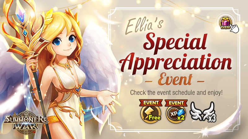 Ellias Special Appreciation Event