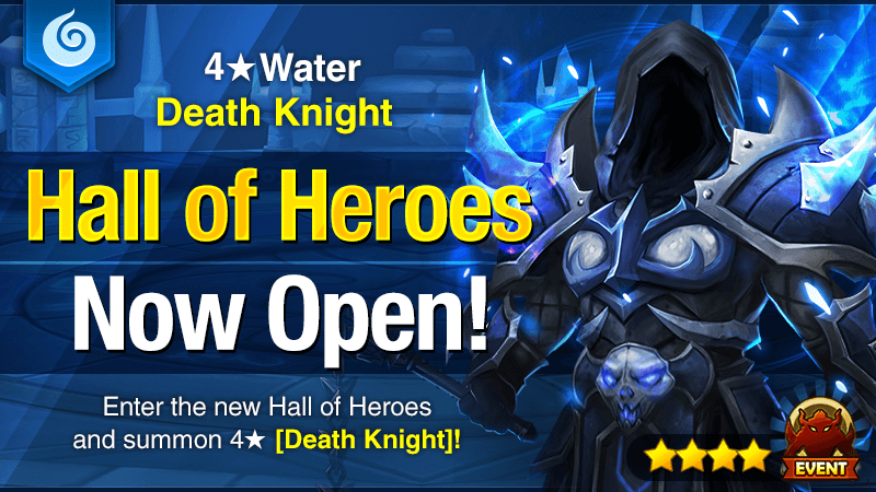 March Hall of Heroes - 4 Water Death Knight