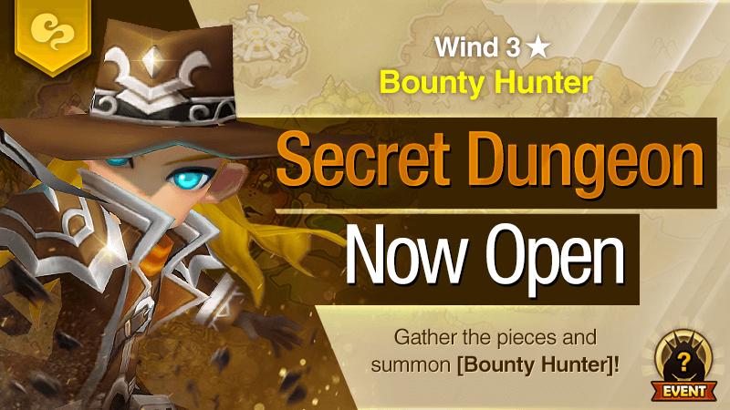 Secret Dungeon Bounty Hunter Wind