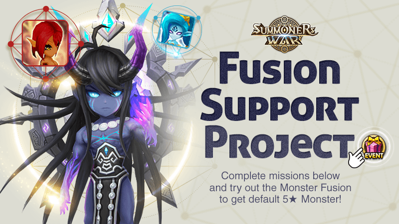 Summoners War Fusion Support Project
