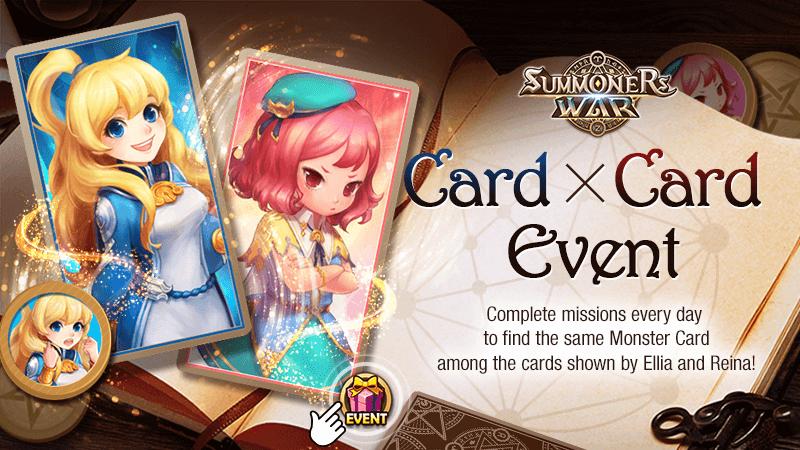 Card X Card Event