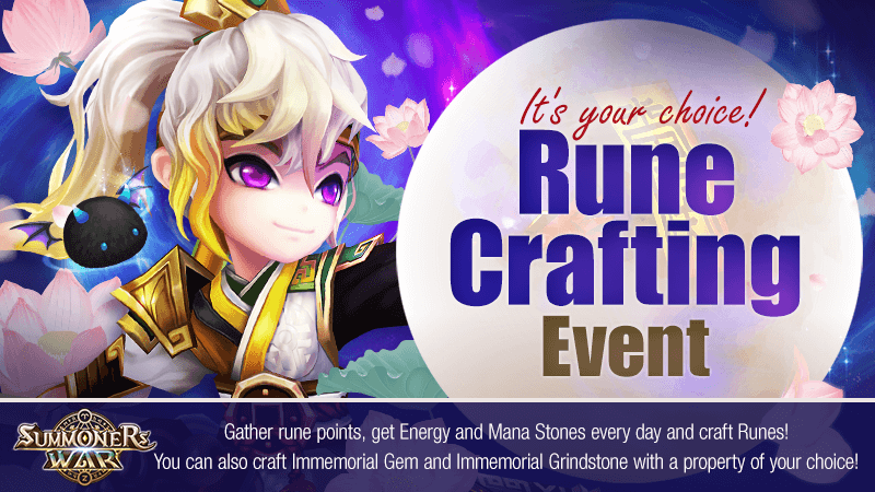 Its Your Choice Rune Crafting Event