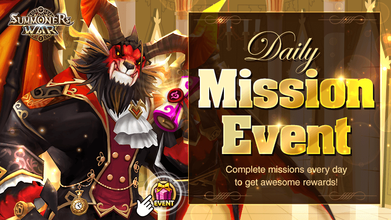 Daily Mission Event