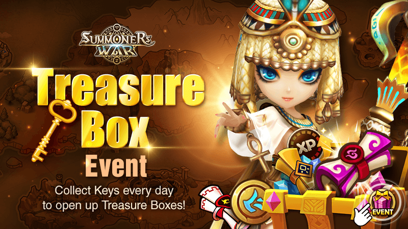 Treasure Box Event