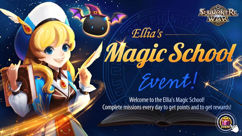 Ellias Magic School Event