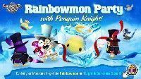 Summoners War Summoners War Rainbowmon Party Event with Penguin Knight