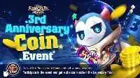 Summoners War Summoners War 3rd Anniversary 3rd Anniversary Coin Event