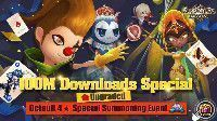 Summoners War 100M Downloads Special Upgraded Default 4 Special Summoning Event