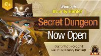 Secret Dungeon Bounty Hunter Wind