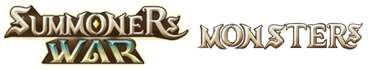Summoners War Monsters Logo